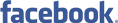 Facebook logo text